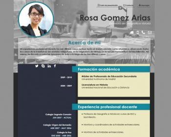 currículum online profesor n° 1 - enviar curriculum a empresas