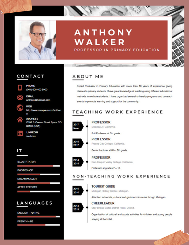resume,objective,for,teacher
