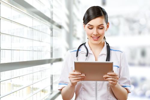 Trabajo en hospitales y clínicas 4