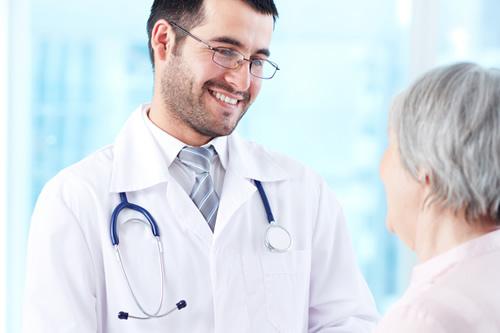 Trabajo en hospitales y clínicas 1