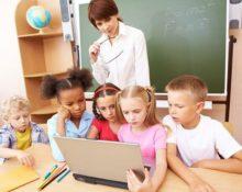 Plaza para profesor de infantil y primaria