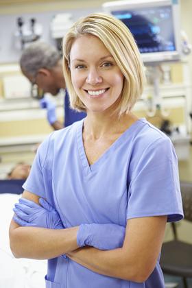 Trabajar como Enfermera 1