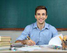 ¿Cómo son los salarios de los profesores?