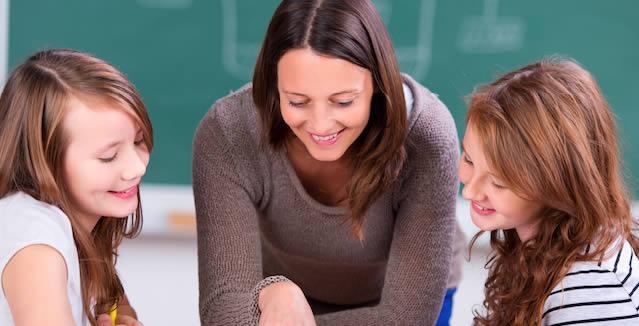 Trabajar como profesor