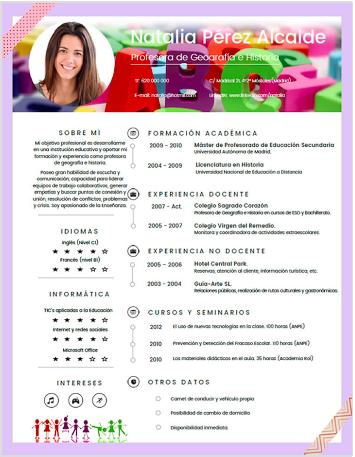 ¿Has enviado tu candidatura a varias ofertas de empleo de profesor con muy pocos o ningún resultado? Enfócate en tu Currículum de Profesor - CVExpres.